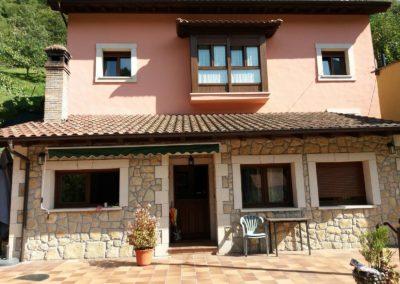 Fachada Casa Tita
