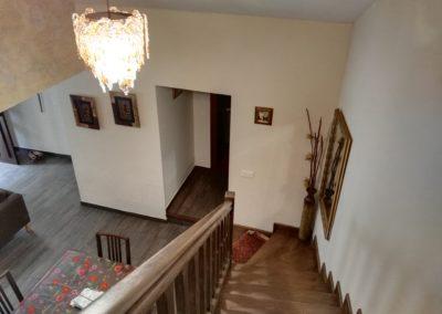 La escalera Casa Tita
